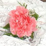 701-Pink Carn Boutonnier