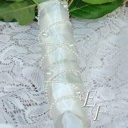 704-White Rose Detail