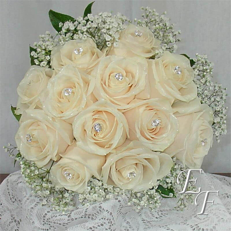 How much will my wedding flowers cost essex florist greenhouses white rose junglespirit Gallery