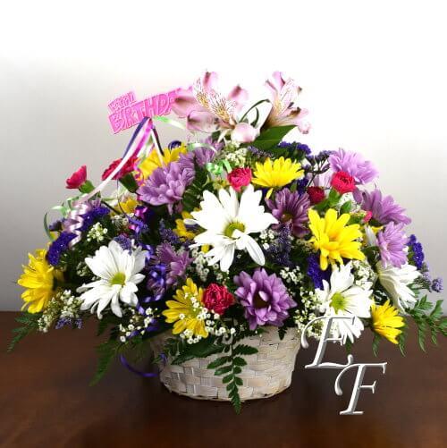 Birthday Bouquet 2021 500