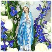 SYM 207-3A Blue Rosary