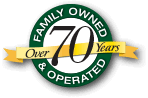 Family Owned & Operated for Over 70 Years