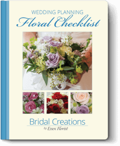 "Get a copy of our free ""Wedding Planning Floral Checklist"" and get started planning your wedding today!"
