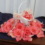 Custom made petal pasket for your flower girl