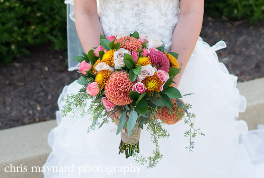 wedding-bouquet-multi-color