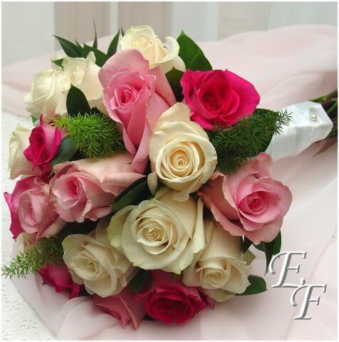 730 Pink Rose Mix