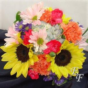 730 Summer Sun Bouquet