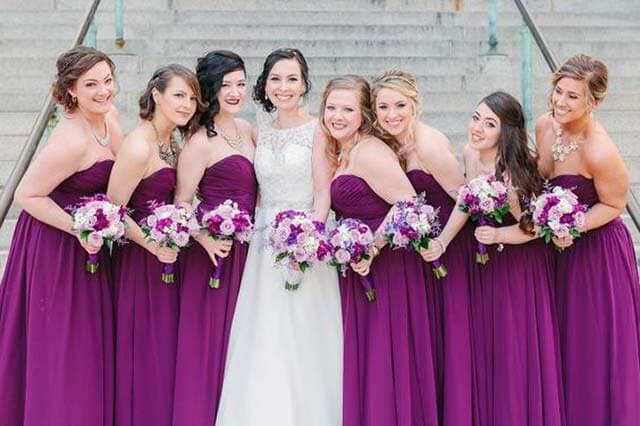 wedding-party-on-church-steps