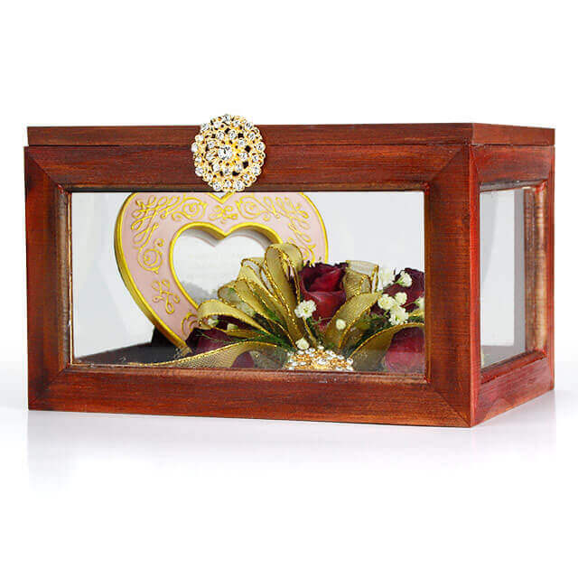 Flower preservation baltimore maryland for wedding bouquets memory box with a corsage and picture frame solutioingenieria Images