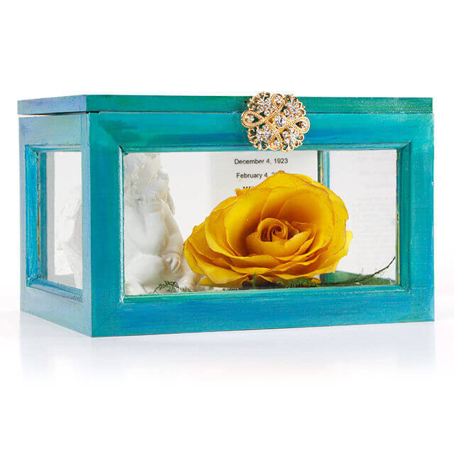 memory-chest-sympathy-card-yellow-rose-angel