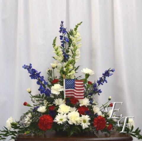 206-3 Patriot Memories Table 500