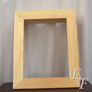 12 x 16 x 4 Unfinished frame 500
