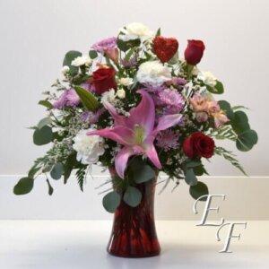 919 Be Mine Vase 500