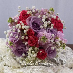 Bride's Maids Bouquets
