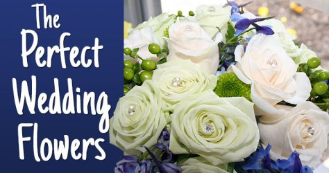How to choose the perfect flowers for your wedding.
