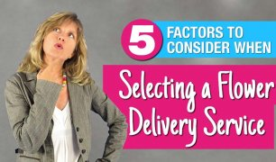 How to decide what the best flowery delivery service in baltimore is.
