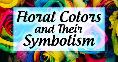 Flower color symbolism