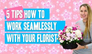 How to seamlessly work with your florist