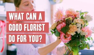 Feature image for an article about florists